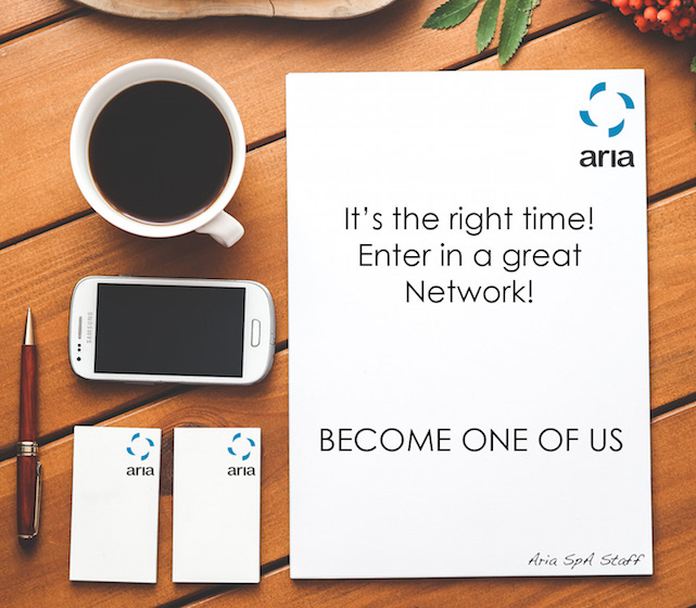aria network startup 2016