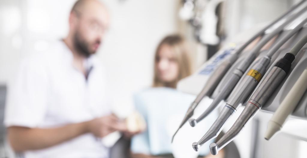 Bonifica impianto ventilazione di uno studio dentistico