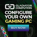 Buy a Custom Gaming PC from Gladiator PC