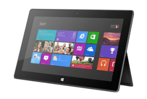 Surface Pro Rentals