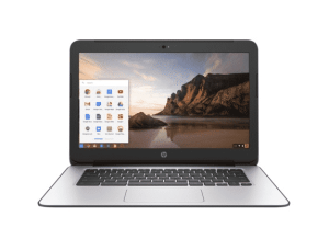 HP Chromebook rental