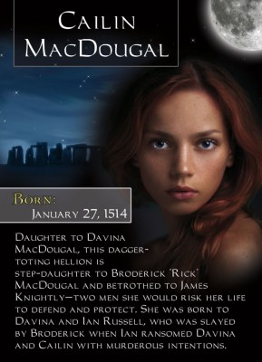 Cailin MacDougal - Midnight Captive - Vampire Romance
