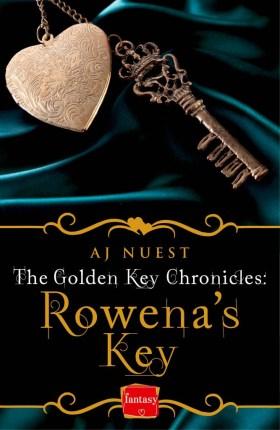 Rowena's Key by AJ Nuest