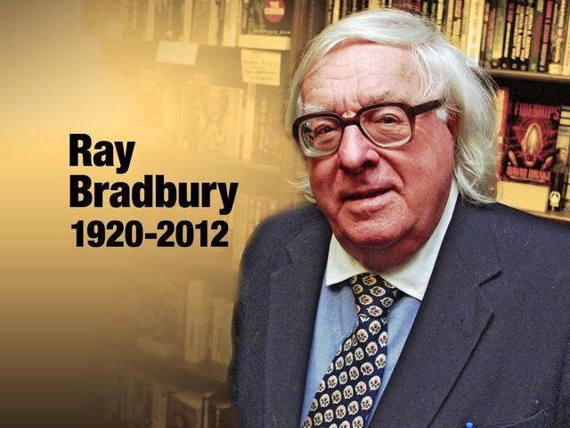 Ray Bradbury Challenge – Defined