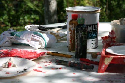 peinture_pot_maison_travaux_bricolage diagnostic avant travaux
