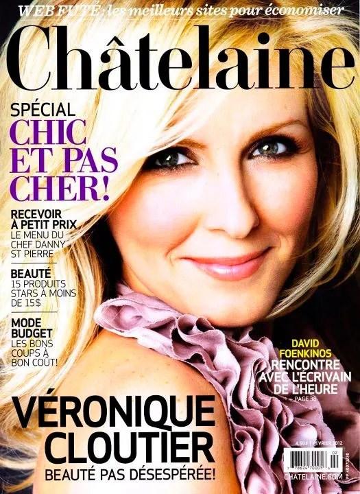 Magazine VERO 2014 Veronique Cloutier par Ariane Simard