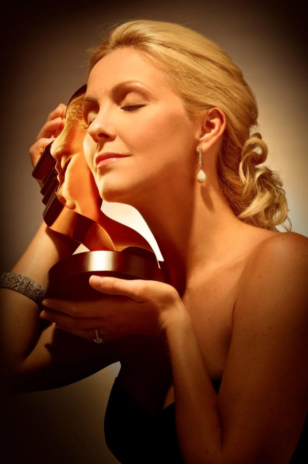 Veronique Cloutier Gala des prix Gemeaux 2011 par Ariane Simard