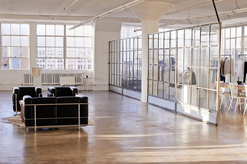 Anine Bing Design Studio Loft