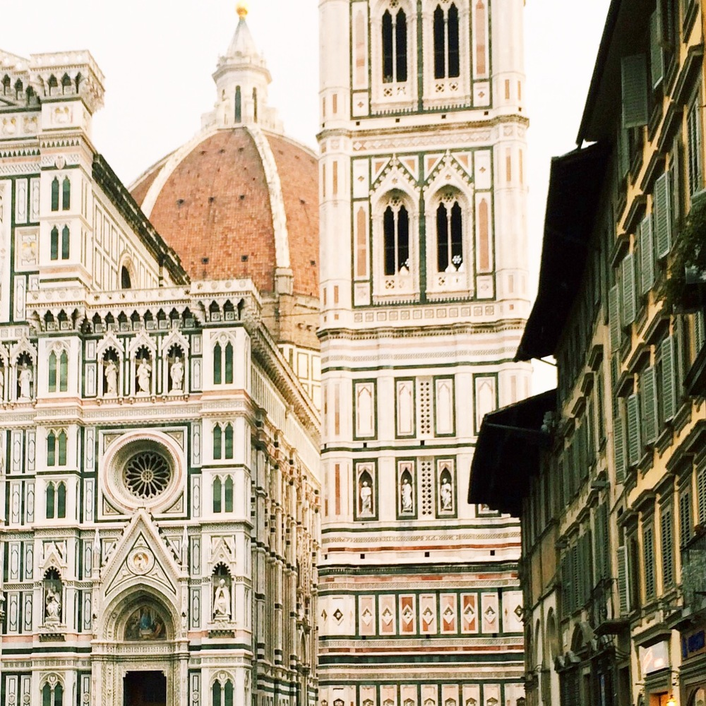 Beautiful Architecture! Il Duomo, Florence