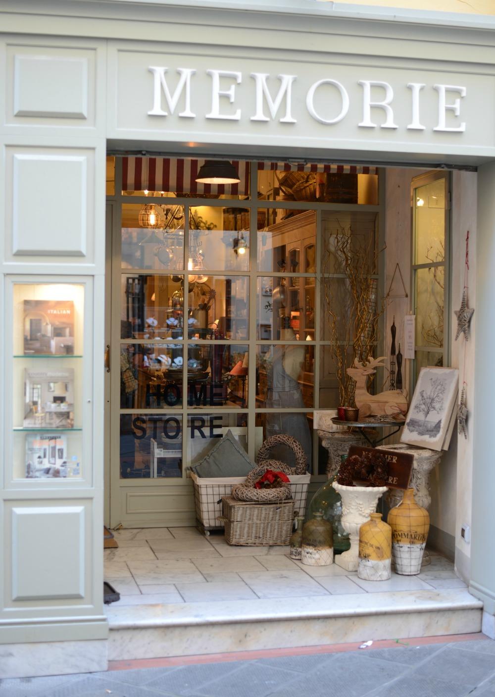 Memorie boutique, Pietrasanta
