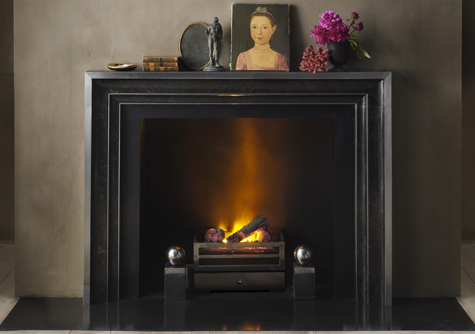 Chesneys fireplace