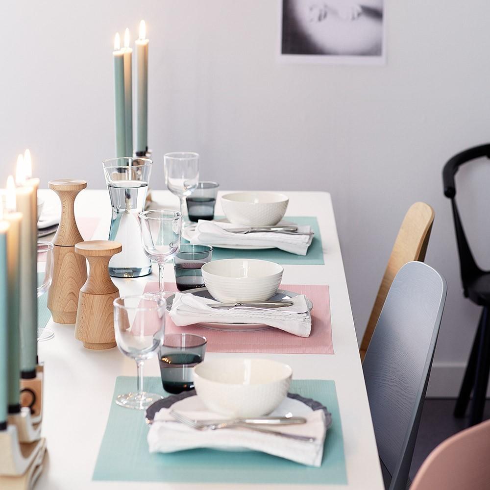 Pantone colour of the year Rose Quartz - Blush Pink Interiors
