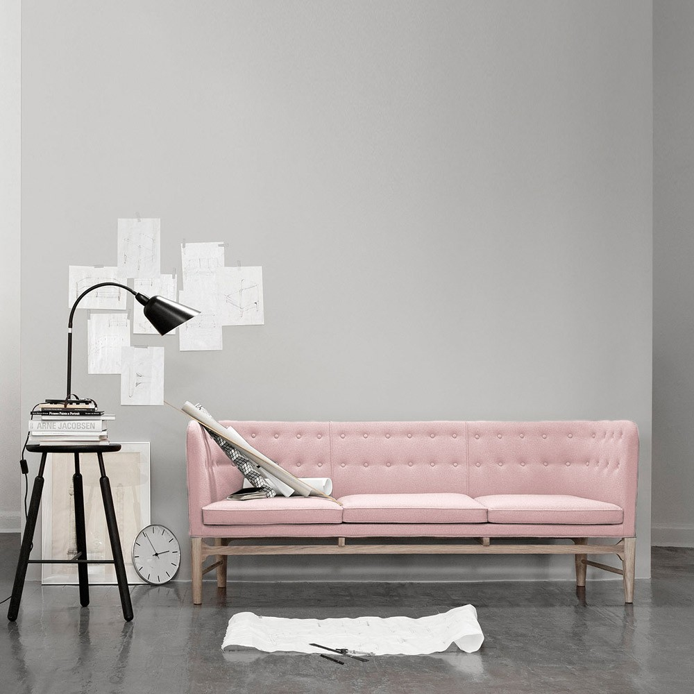 Pantone colour of the year Rose Quartz - Blush Pink Interiors