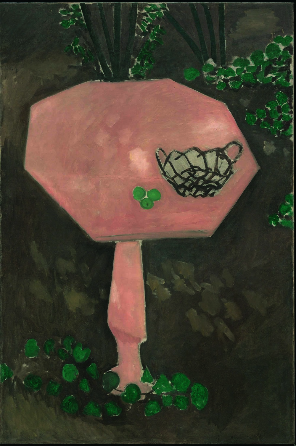 Henri Matisse, The Rose Marble Table, Issy-les-Moulineaux, spring-summer 1917. Oil on canvas, 146 x 97 cm. The Museum of Modern Art, New York. Mrs. Simon Guggenheim Fund, 1956. Photo © 2015. Digital image, The Museum of Modern Art, New York/Scala, Florence / © Succession H. Matisse.