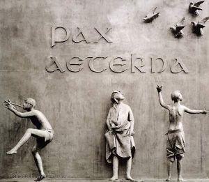 GIACOMO MANZÙ, Monumento per la pace