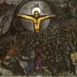 Marc Chagall, Esodo, 1952, collezione privata.