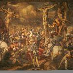 Controffacciata del Duomo di Cremona, Giovanni Antonio da Pordenone.