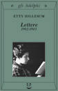 Etty Hillesum, Lettere