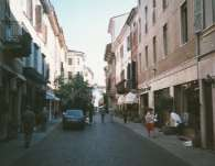 Via Mercatello, Cremona