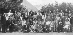 Partecipanti all'incontro di Seelisberg