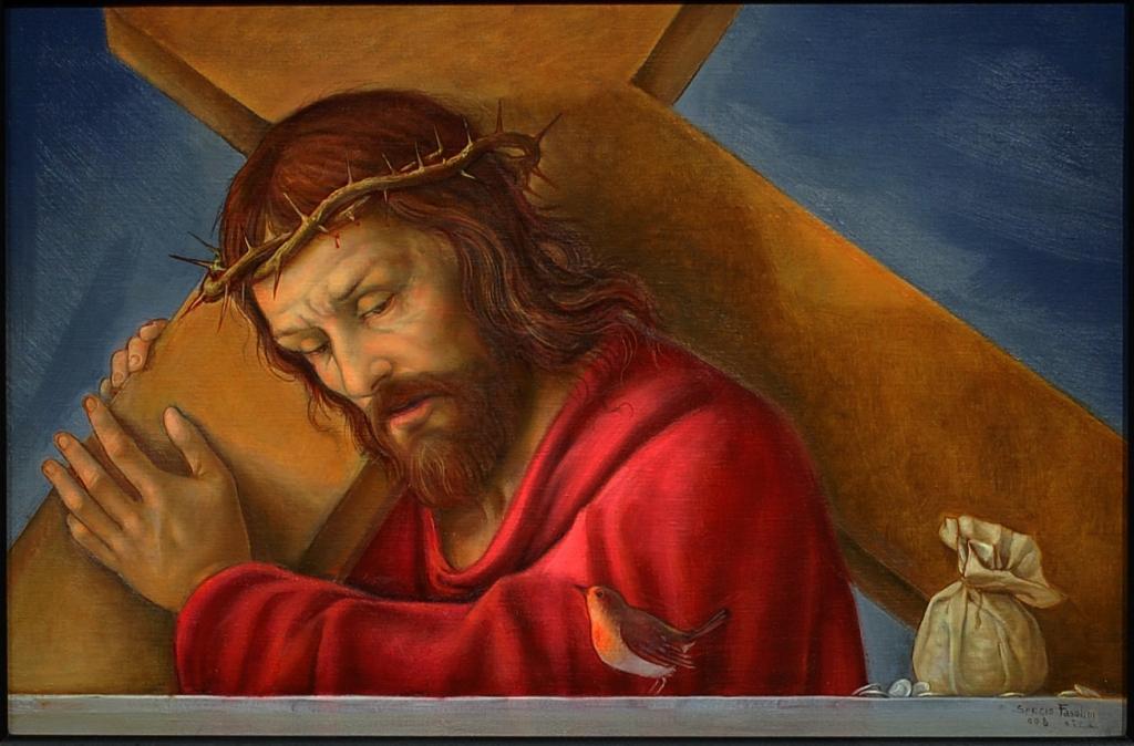 Via crucis, Meditazioni di Anne-Marie Pelletier