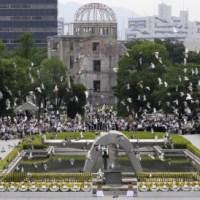 Nono Luigi, Sul ponte di Hiroshima