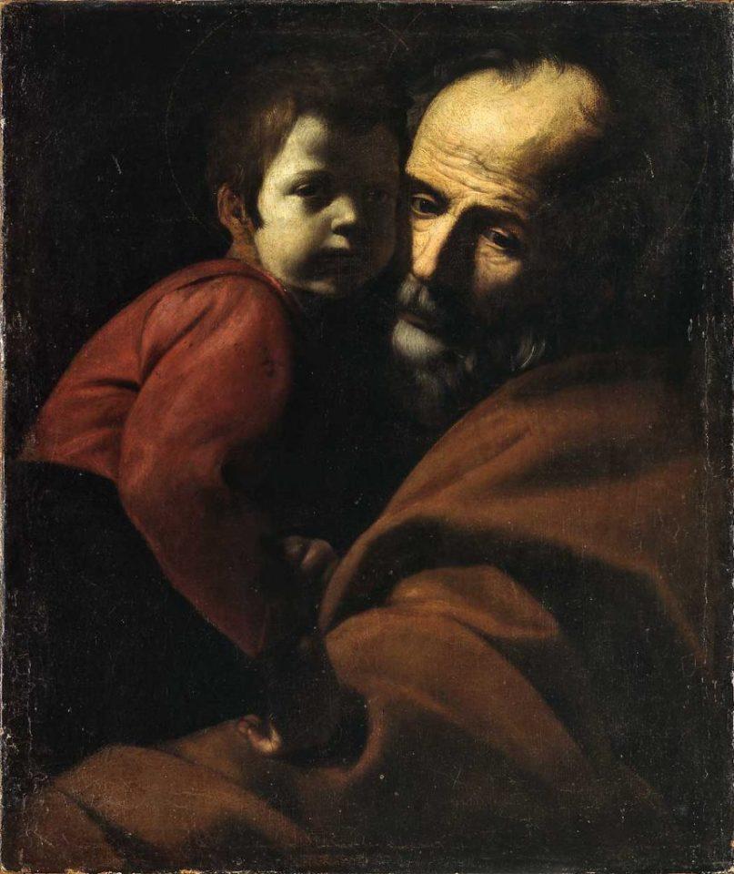 Battistello Caracciolo San Giuseppe
