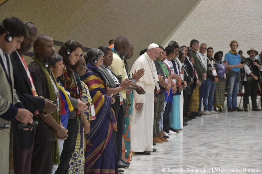 III Incontro del Papa con i Movimenti popolari-Roma 2016