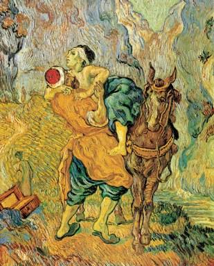 Il buon Samaritano, olio su tela dipinto da Vincent van Gogh, maggio del 1890, conservato nel Kröller Müller Museum di Otterlo in Olanda, è una citazione esplicita di una litografia del pittore francese romantico Eugène Delacroix (1798-1863).