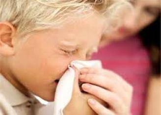 areggiare bimbo malato