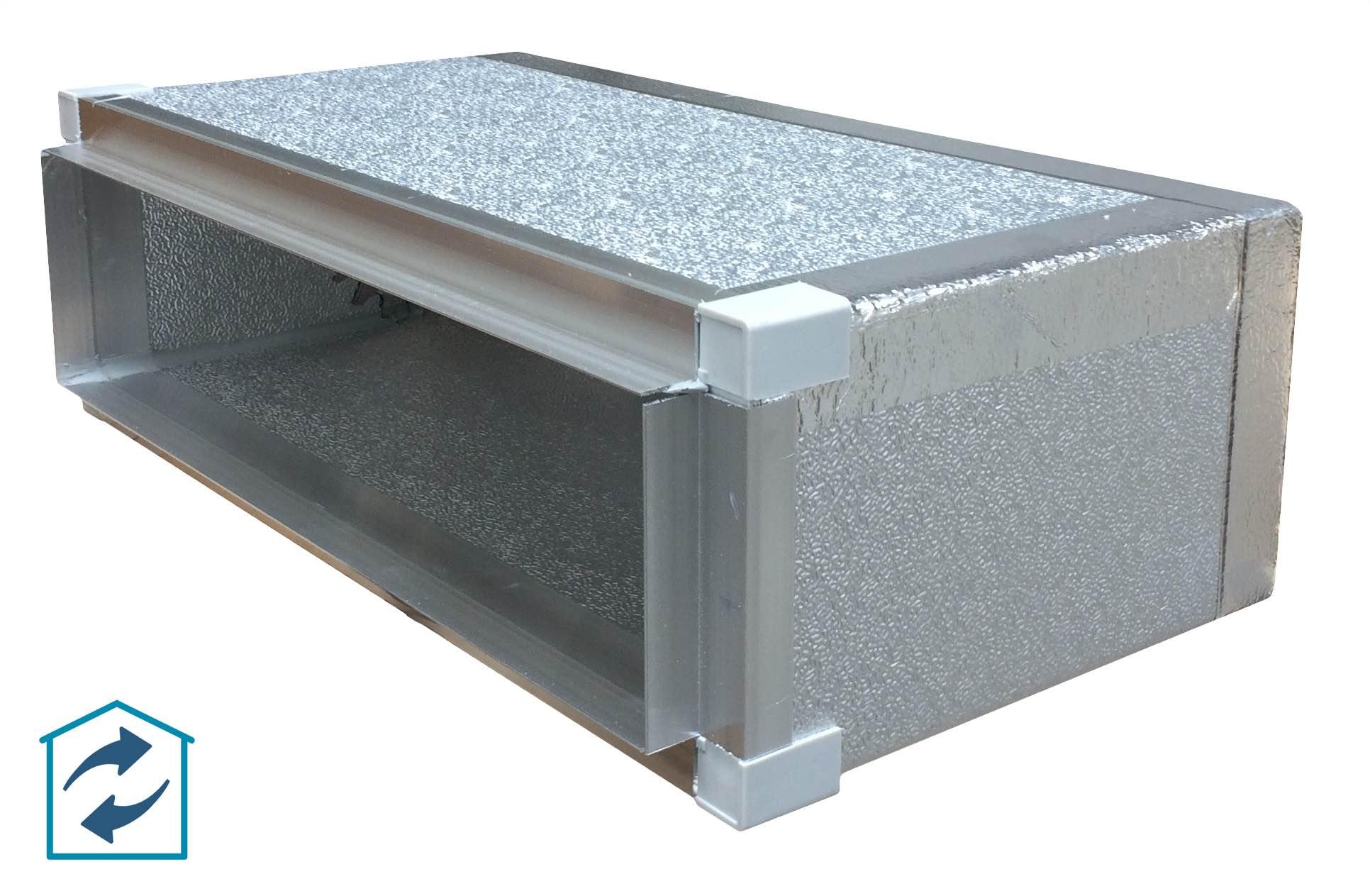 Aria Condizionata Canalizzata plenum climatizzatore canalizzato aria su misura | arieggiare | specialisti  in qualità dell'aria