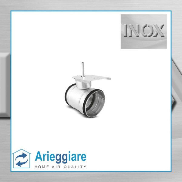 serranda aria INOX motorizzabile