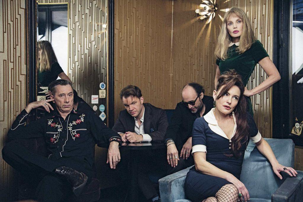 Arielle Dombasle, Nicolas Ker & The Hillbilly Moon Explosion