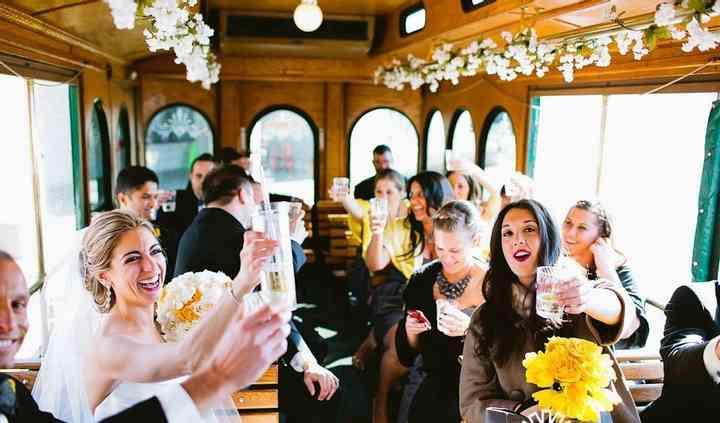 Chicago Wedding Transportation