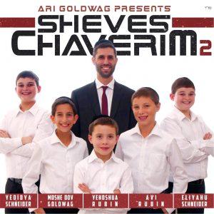 Sheves Chaverim album cover