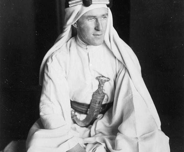 Useful Concepts -#10- Lawrence of Arabia's Trick