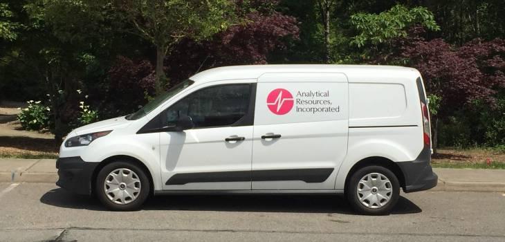 ARI Company Van