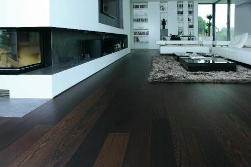 Wenge Floor