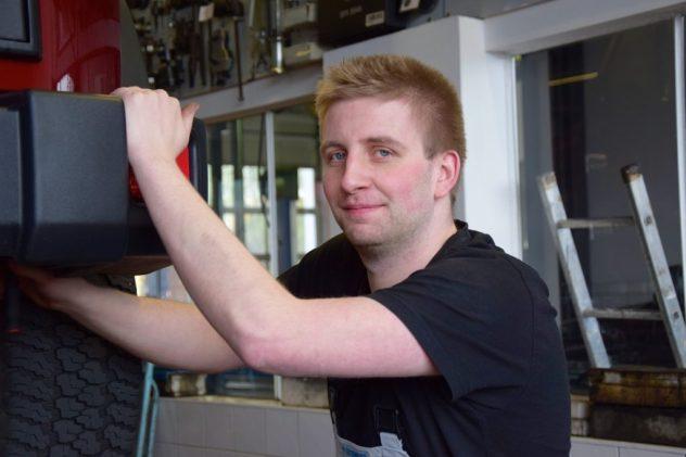Patrick Eickmeier (KFZ-Mechaniker)