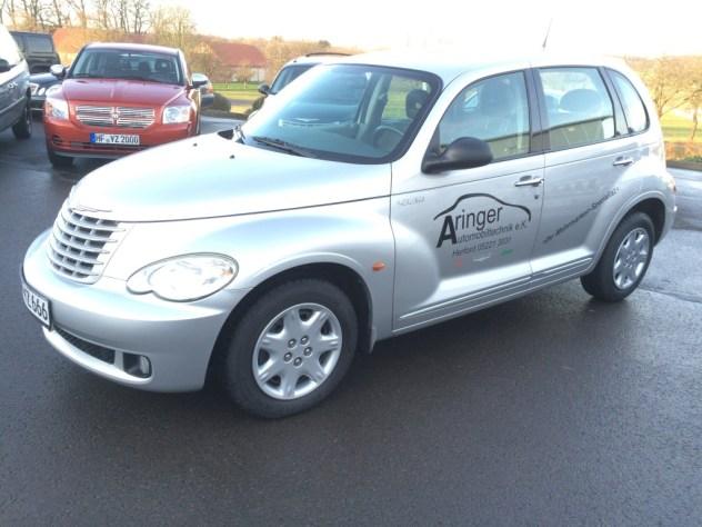 Ersatzwagen Chrysler PT Cruiser 2,2