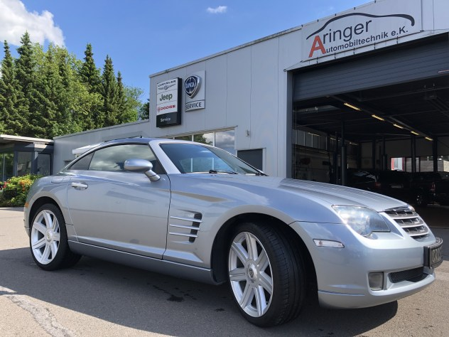 Chrysler Crossfire 3,2 Coupe