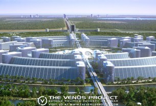 The Venus Project Concept City