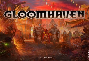 Gloomhaven Box Top