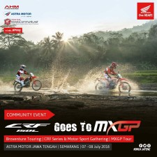 Crf150l goes to mxgp