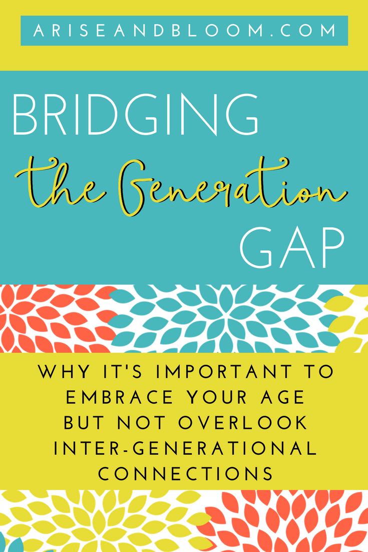 17-Briding the Generation Gap