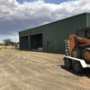 Bobcat Hire Adelaide - Site Leveling Roseworthy