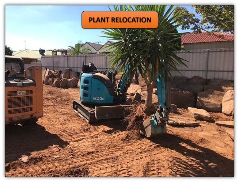 Backyard Landscaping Excavation Services - Barossa Valley