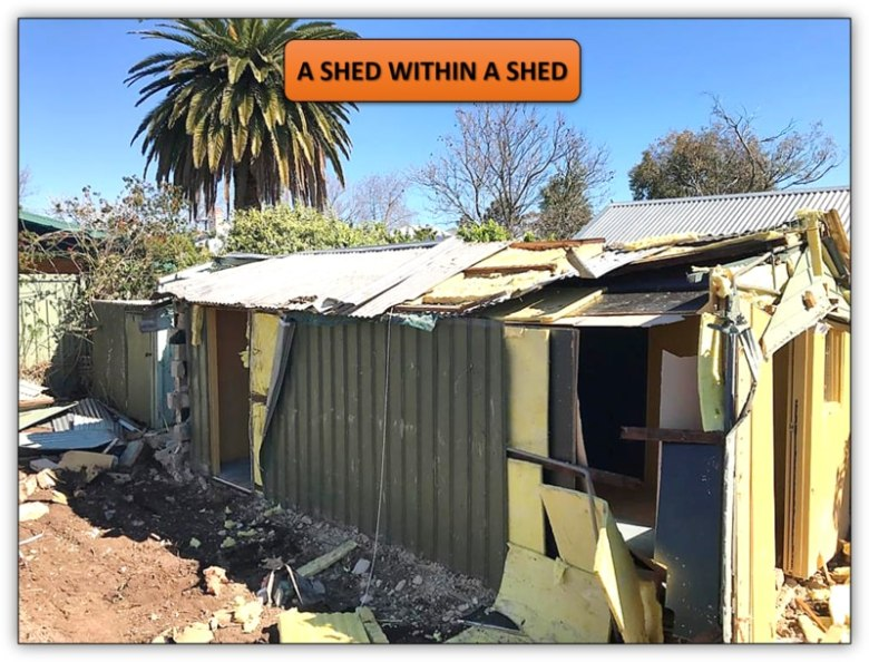 Shed Demolition And Removal Barossa Valley
