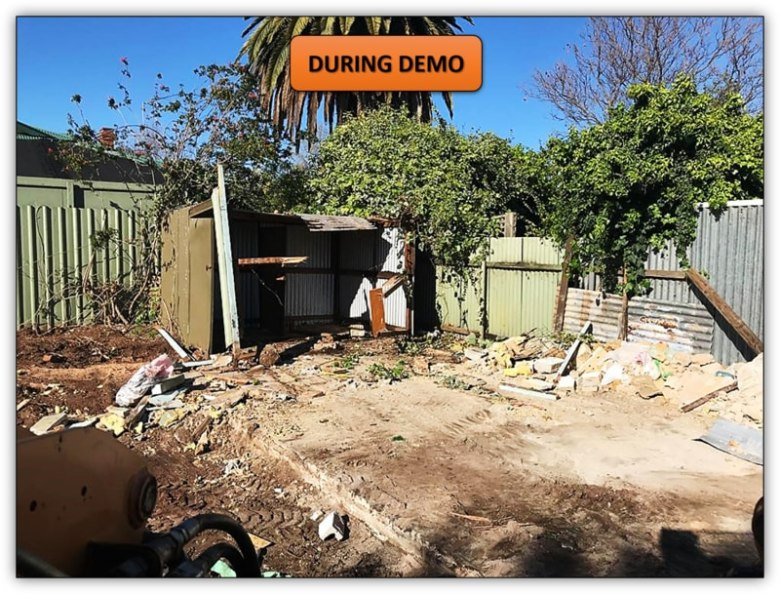 Shed Demolition And Removal - Barossa Valley