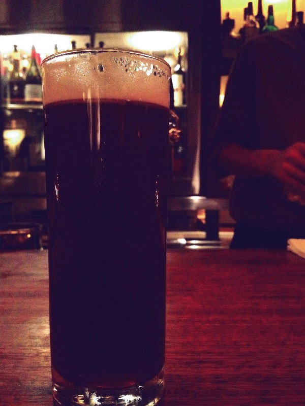TY Harbor Brewing Amber Ale